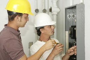 Electrician foreman
